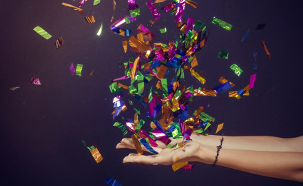 confetti, 2016, party, studio, recap, photography, bali