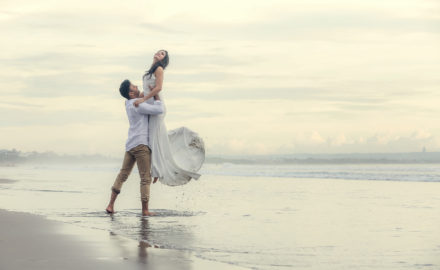 wedding, beach, vows, dreams studio, bali, photography